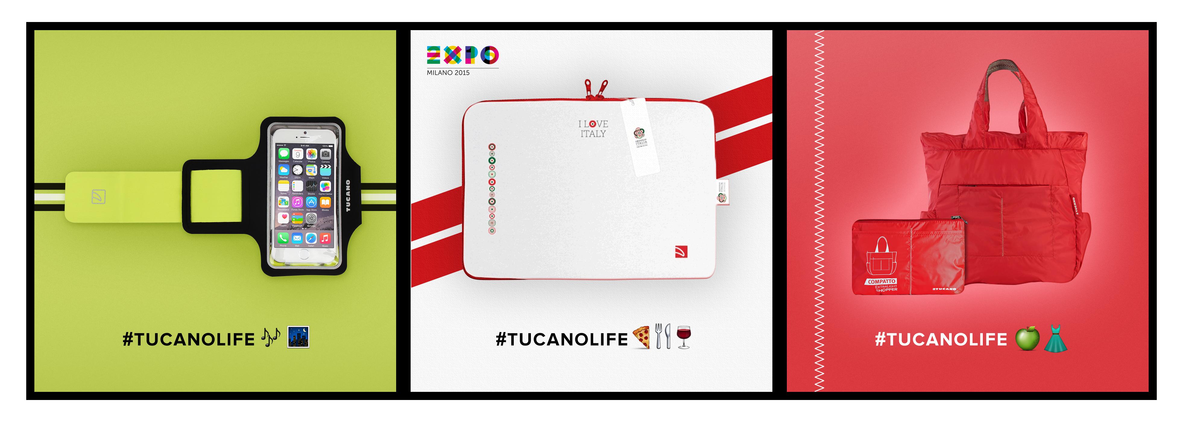#TucanoLife. La libertà di muoverti con il tuo stile digitale