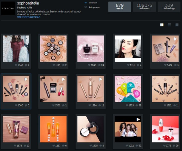 TheGoodOnes-Sephora-Beauty-Social-Marketing
