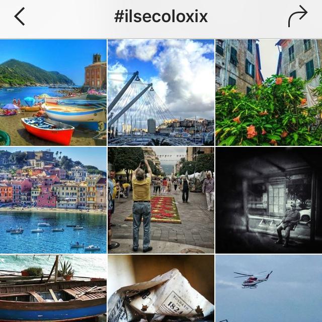 Il perche' e il percome Il Secolo XIX e' su Instagram