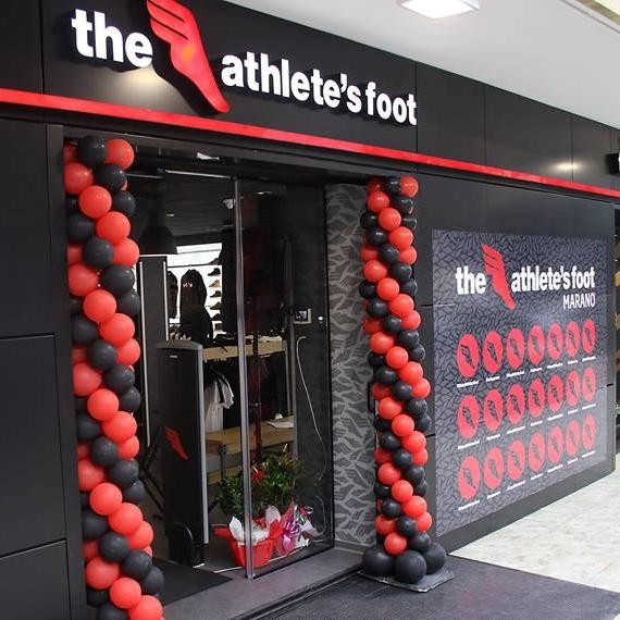 I negozi The Athlete' s Foot Italy come destinazione primaria della sneaker culture
