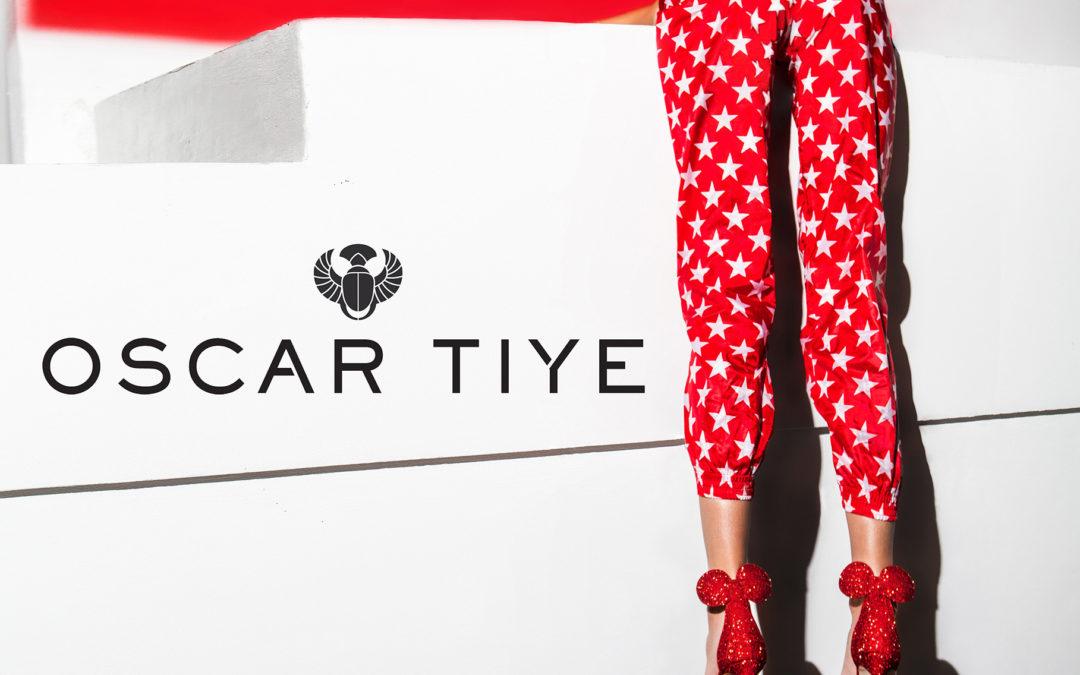 Il nuovo volto del lusso. Oscar Tiye