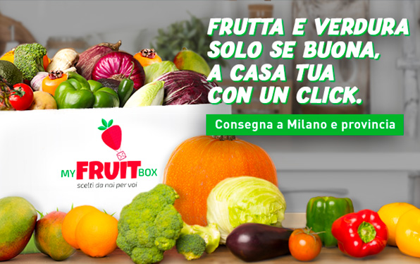 Lancio dell'e-commerce MyFruitBox: +300% interazioni social e +60% vendite on-line.